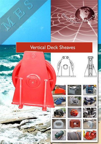 Vertical deck sheaves