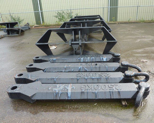 030 A-Frame with hydraulic HPU Information