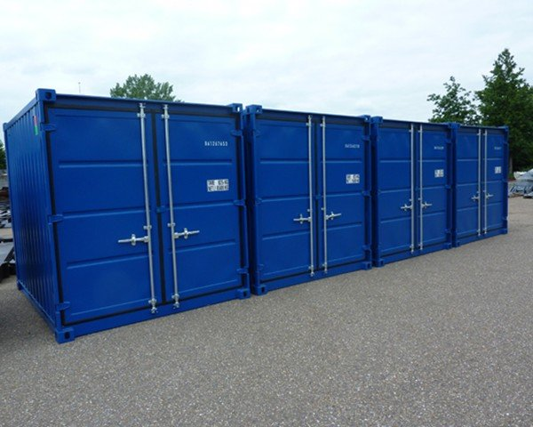 064a Dry Storage Containers