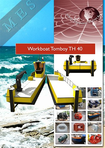 Workboat Tomboy TH 40